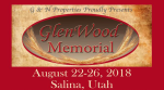 Glen Wood Memorial Futurity/Maturity/Open – Salina UT Aug 24-26, 2018